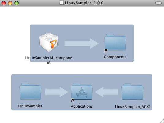 LinuxSampler For Mac OS X